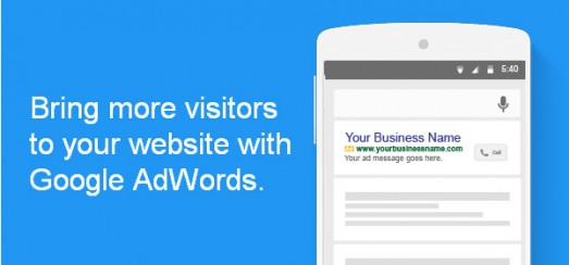 Adwords for Jersey business